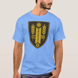 ウルグアイFutbolのティー Tシャツ