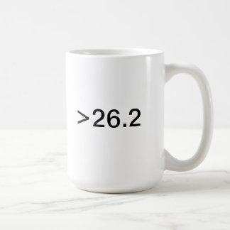 ウルトラマラソンのマグ コーヒーマグカップ