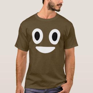 ウンチのEmojiハロウィンの衣裳 Tシャツ