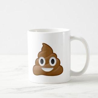ウンチのemoji コーヒーマグカップ