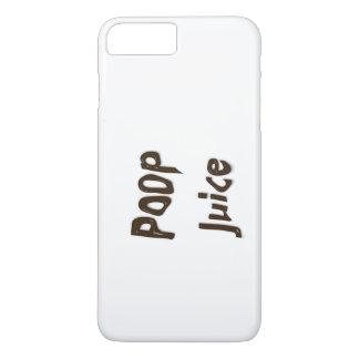 ウンチジュース iPhone 8 PLUS/7 PLUSケース
