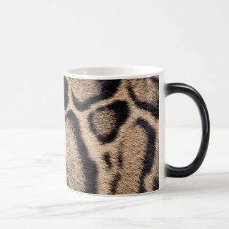 ウンピョウのマグカップ マジックマグカップ