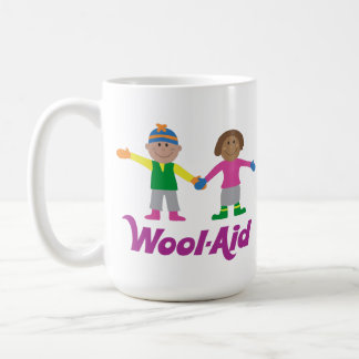ウール援助のマグ コーヒーマグカップ