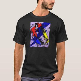 エアブラシの魔法 Tシャツ