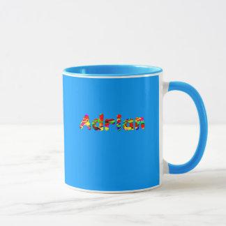エイドリアンのマグ マグカップ