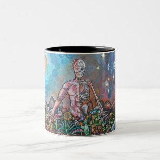 エイドリアンのdelgadoによるバランス ツートーンマグカップ
