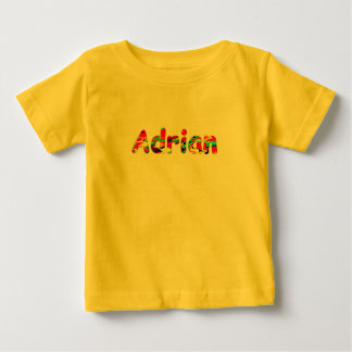 エイドリアンのTシャツ ベビーTシャツ
