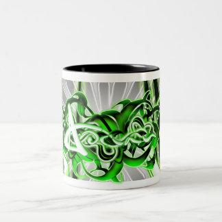 エイドリアン ツートーンマグカップ