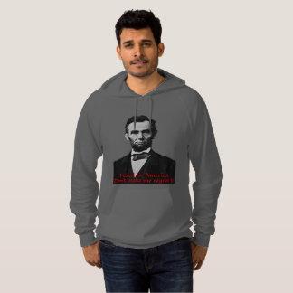 エイブラハム・リンカーンのアメリカのプライド パーカ