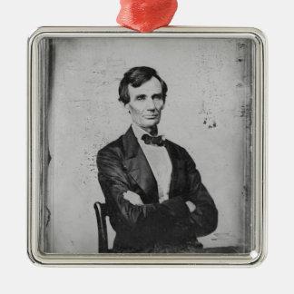 エイブラハム・リンカーンのオーナメント1863年 メタルオーナメント
