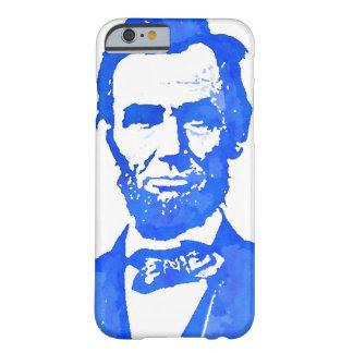 エイブラハム・リンカーンのポップアートのポートレート BARELY THERE iPhone 6 ケース