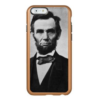 エイブラハム・リンカーンのポートレート INCIPIO FEATHER SHINE iPhone 6ケース