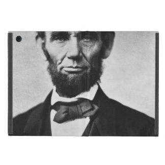 エイブラハム・リンカーンのポートレート iPad MINI ケース