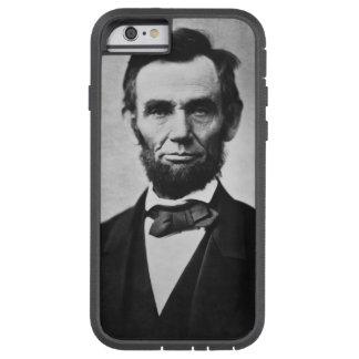 エイブラハム・リンカーンのポートレート TOUGH XTREME iPhone 6 ケース