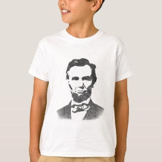 エイブラハム・リンカーンのヴィンテージのポートレート Tシャツ