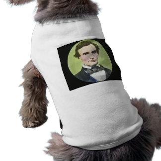 エイブラハム・リンカーンの内戦のスライドガラス ペット服