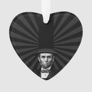 エイブラハム・リンカーンの大統領のなファッションの上での主張 オーナメント
