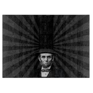 エイブラハム・リンカーンの大統領のなファッションの上での主張 カッティングボード