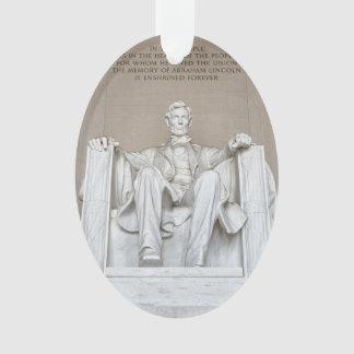 エイブラハム・リンカーンの彫像 オーナメント