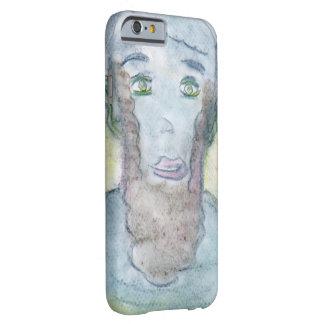 エイブラハム・リンカーンの精神的なチョークのスケッチ BARELY THERE iPhone 6 ケース