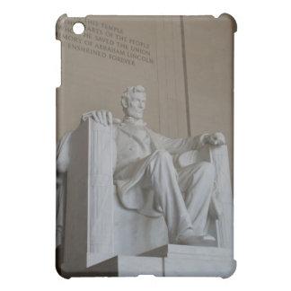 エイブラハム・リンカーンの記念の写真のipadコンピュータ箱 iPad miniケース