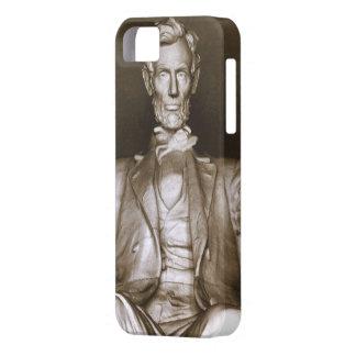 エイブラハム・リンカーンの記念のiPhone 5の穹窖 iPhone SE/5/5s ケース