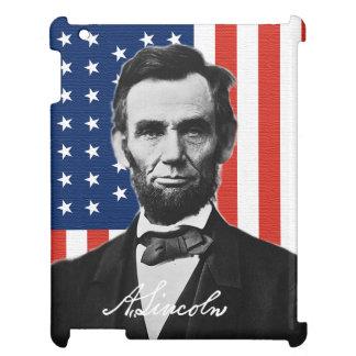 エイブラハム・リンカーンのiPadの場合 iPadケース