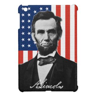 エイブラハム・リンカーンのiPad Miniケース iPad Miniケース