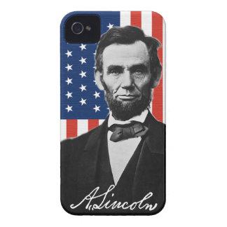 エイブラハム・リンカーンのiphone 4ケース Case-Mate iPhone 4 ケース