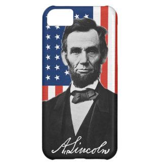 エイブラハム・リンカーンのiPhone 5cケース iPhone5Cケース