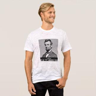 エイブラハム・リンカーンのTシャツ Tシャツ