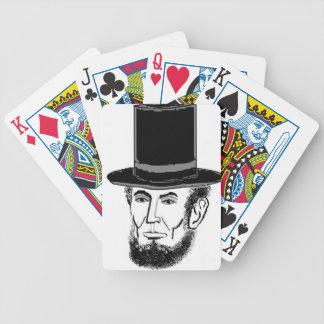 エイブラハム・リンカーンはあなたの投票を必要とします バイスクルトランプ