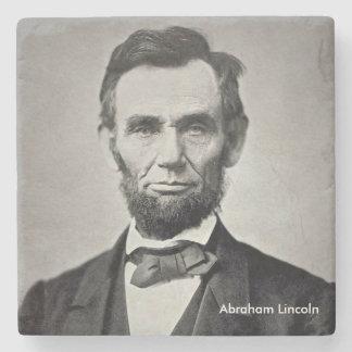 エイブラハム・リンカーン大統領の大理石のコースター ストーンコースター