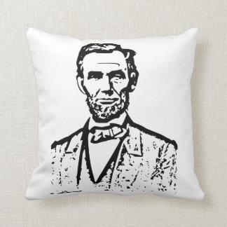 エイブラハム・リンカーン大統領の装飾用クッション クッション