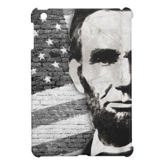 エイブラハム・リンカーン大統領 iPad MINI CASE