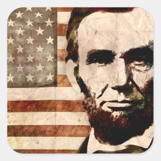 エイブラハム・リンカーン スクエアシール