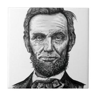 エイブラハム・リンカーン タイル