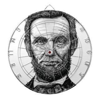エイブラハム・リンカーン ダーツボード