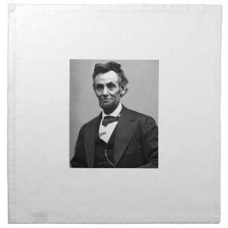 エイブラハム・リンカーン ナプキンクロス