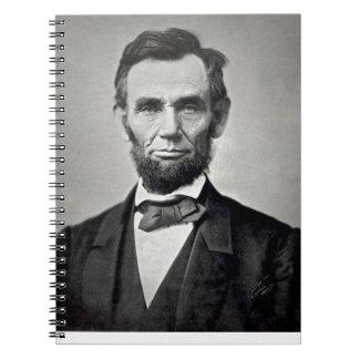 エイブラハム・リンカーン! ノートブック