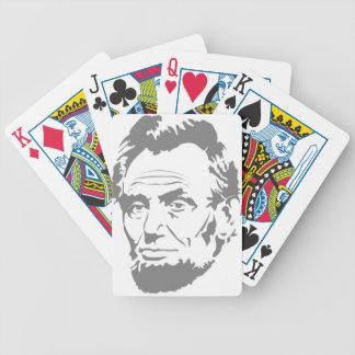 エイブラハム・リンカーン バイスクルトランプ