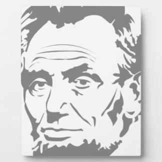 エイブラハム・リンカーン フォトプラーク