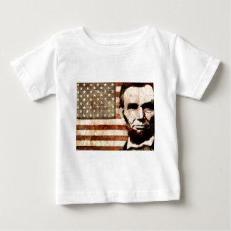 エイブラハム・リンカーン ベビーTシャツ