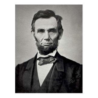 エイブラハム・リンカーン! ポストカード