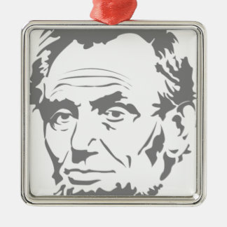 エイブラハム・リンカーン メタルオーナメント
