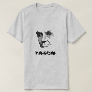 エイブラハム・リンカーン-基 Tシャツ