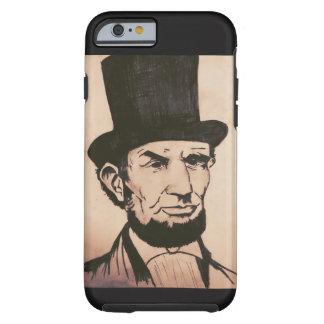 エイブラハム・リンカーン|大統領のiPhone 6/6sの場合 ケース
