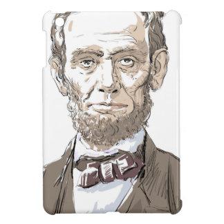 エイブラハム・リンカーン iPad MINIケース