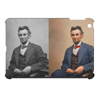 エイブラハム・リンカーン iPad MINI CASE