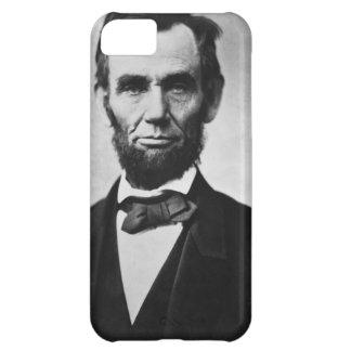 エイブラハム・リンカーン iPhone5Cケース